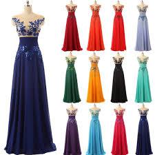 Under 50$ Elegant Floor Length Formal <b>Evening</b> Dresses Chiffon ...