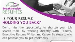 Tammy Shoup   Triple Certified Resume Writer   LinkedIn Six Fatal Mistakes to Avoid on Your Resume