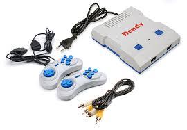 <b>Игровая приставка Dendy Junior</b> 300 игр — купить в интернет ...