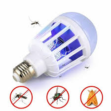 LED Bulb Mosquito Repellent Pest Repeller Pest Reject Mosquito ...
