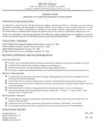 teacher aide resume example for betty  she is a mom who had    teacher aide resume example for betty  she is a mom who had completed her diploma