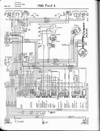 57 65 ford wiring diagrams 1960 6 cyl fairlane 500 galaxie