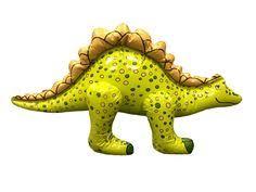 NEW <b>Dinosaur</b> Figures Huge <b>T</b>-<b>Rex Dino</b> Head Case 24 Piece ...