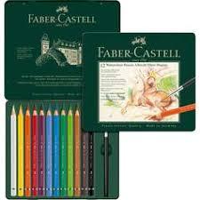 <b>Акварельные карандаши</b> Бренд: <b>Faber</b>–Сastell - купить в Москве ...