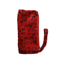 Red Printed Sublimation <b>Pouch</b>, Size: <b>15cm</b>(l) X 11cm(h), Rs 80 ...
