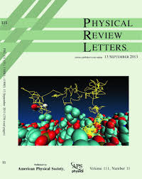 project c sfb  cover page of phys rev lett sep 2013