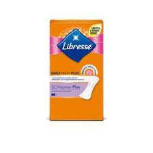 Ежедневные <b>прокладки Libresse Dailyfresh Plus</b> Normal, 32 шт ...