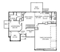 Modern Single Story House Plans   Modern HomeOne Story House Plan Designs