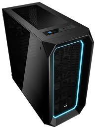 Компьютерный <b>корпус AeroCool P7-C0 Pro</b> Black — купить по ...