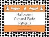 <b>Halloween Patterns</b> Worksheet | Teachers Pay Teachers
