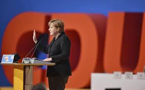 Resultado de imagen de Critica  Merkel