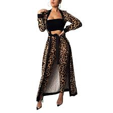 Women Sexy Leopard Print 3 Piece Outfits Tube Top ... - Amazon.com