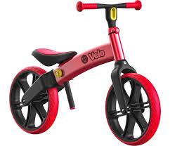 <b>Беговел YVolution Velo Balance</b> красный - купить в интернет ...