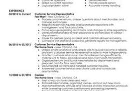 Customer Service Clerk Resume Examples   Reentrycorps Reentrycorps