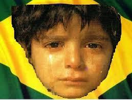 Resultado de imagem para imagem do Brasil chorando