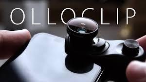 Лучший объектив для iPhone: Обзор <b>Olloclip</b> - YouTube