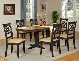 Dining Room Tables Decor Dining Table Ideas Glossy Glass Black Antique Lamps Decorating