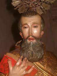 San Antonio Abad o San Antón (Méjico, s. XVIII) que se venera en la ermita de San Sebastián, detalle | publicada por: jrodriguez - 2010_01_16_hCwgDbmsod_lg