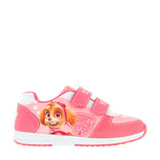 Купить <b>кроссовки</b> детские <b>PAW Patrol</b>, цв. розовый р.28, цены в ...