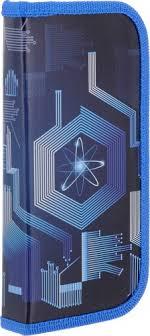 Отзывы на <b>Пенал Brauberg Атом</b>, для начальной школы, синий ...