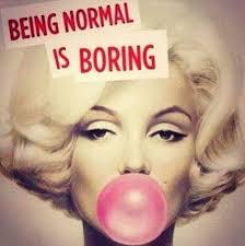 <b>Normal IS boring</b>! · The Leadership Center