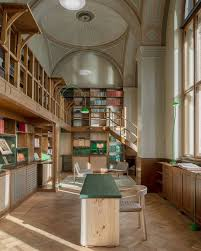 NATIONAL MUSEUM BIBLIOTEK - Interior <b>Design Addict</b>