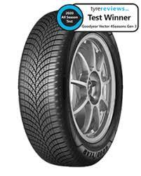 <b>Goodyear Vector 4Seasons</b> Gen 3 SUV Tyres in NEWPORT