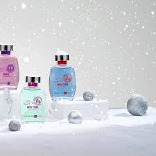 Christmas is near! Which <b>Let</b>'<b>s Travel</b>... - <b>Mandarina Duck</b> Fragrances