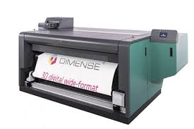 Dimense - Unique wallpaper printer