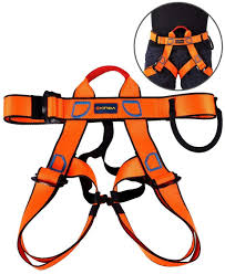 Rappelling <b>Equipment</b> Mountaineering <b>Outdoor</b> Half-body Climbing ...