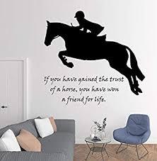 Amazon.com: Animal <b>Love</b> Passion Quotes Quote Equestrian Horse ...