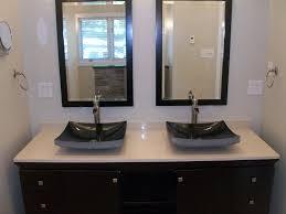 bowl bathroom sink appealing bathroom bowl sinks and brown wooden storage