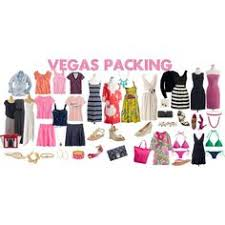 Image result for packing for las vegas images