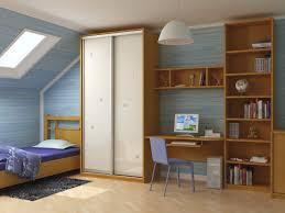 bedroom built in study furniture