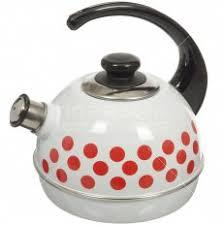<b>Чайник эмалированный</b> Рубин Ростов С2326 со свистком, <b>3.5 л</b> ...