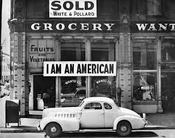 Roosevelt     s Executive Order       A store owner     s response to anti Japanese sentiment in the wake of the Pearl Harbor Encyclopedia Britannica