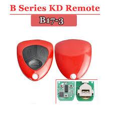 (5pcs/Lot ) B17 3 Button <b>Universal Remote Key</b> For KD900 KD900+ ...