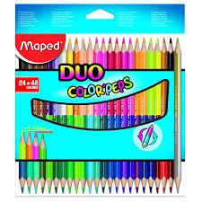 <b>Maped Карандаши цветные Color</b> Peps 48 цветов 24 шт ...
