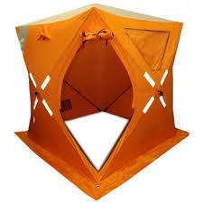 Купить <b>Зимняя палатка куб WOODLAND</b> ICE FISH 2, 160х160х180 ...