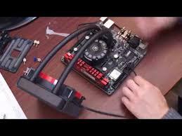 <b>Id</b>-<b>cooling Frostflow</b> 120L распаковка и тестирование ...