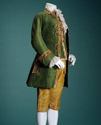 Men's <b>Fashion</b> in the <b>18th</b> Century - The Kyoto Costume Institute ...