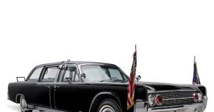 50 years later: Rare photos of President John F. Kennedy's limousine