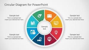 best circular diagrams  amp  templates for presentationscircular diagram template for powerpoint