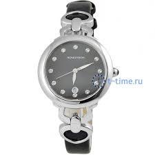 <b>Часы ROMANSON</b> — официальный интернет магазин