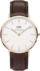<b>Наручные часы</b> Daniel Wellington classic-cardiff-<b>gold</b> — купить в ...