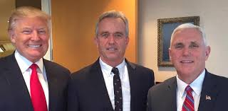Image result for RFK Jr. and vaccines