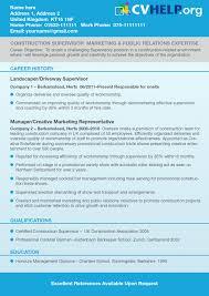 Marketing Manager CV Sample Cv Template Free Download Word Uk   Templates Free Download     cv template free