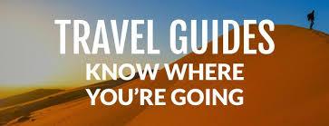 Hasil gambar untuk Travelling and Tour Guides