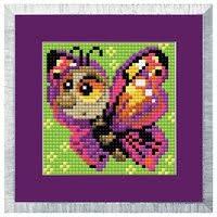 «<b>Набор для творчества</b>, Алмазная <b>мозаика</b>, Бабочка ...