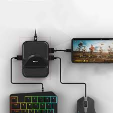 Xbox PS4 NS <b>Converter Keyboard mouse</b> For switch One Nintendos ...
